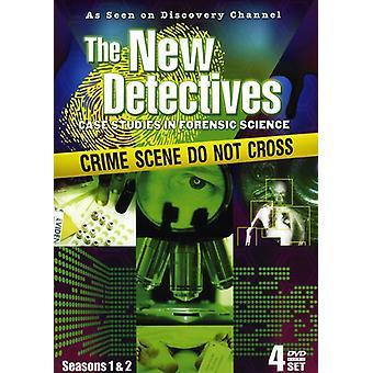 Nouveaux détectives: Saison 1-2 [DVD] USA import