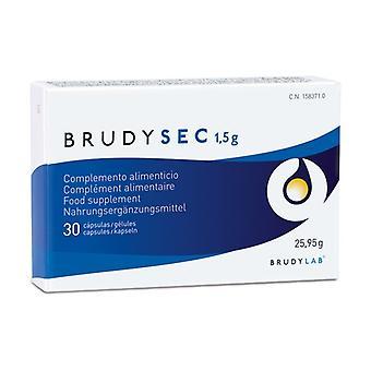 Brudy sec 30 capsules