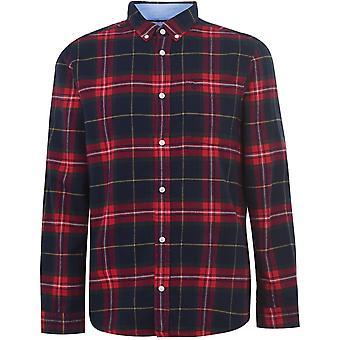 Jack Wills Grant Tartan Flannel Check Shirt