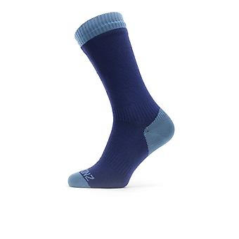 SealSkinz Waterproof Warm Weather Mid Socks - AW20