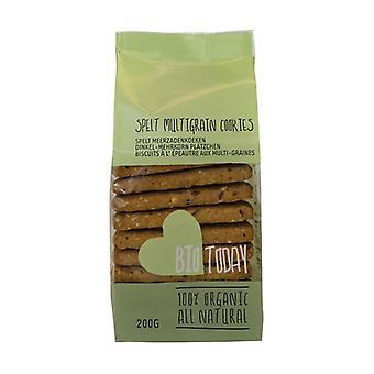 Spelt Multigrain Cookies 10 units