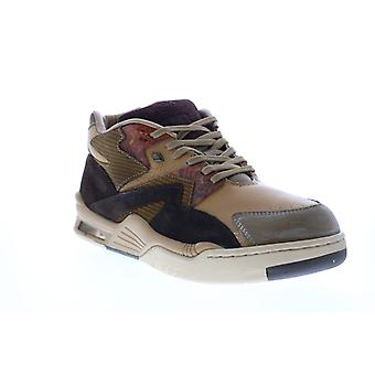 British Knights Mono Mid  Mens Brown Lifestyle Sneakers Shoes