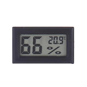 Digital Lcd Thermometer Hygrometer For Pet Anthill Workshop Tools Reptiles Turtle Box