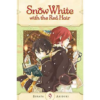 Snow White with the Red Hair Vol. 9 by Sorata Akiduki