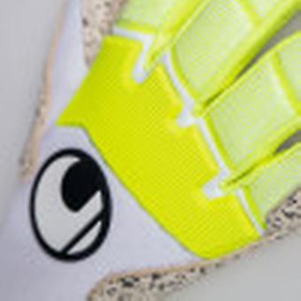 Uhlsport Pure Alliance Supergrip+ HN Junior Goalkeeper Gloves Size 6.5