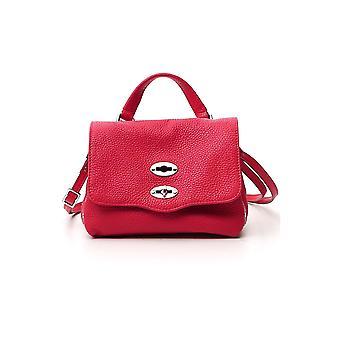 Zanellato 62621837 Dames's Red Leather Schoudertas