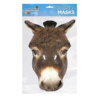 Mask-arade Donkey Party Face Mask