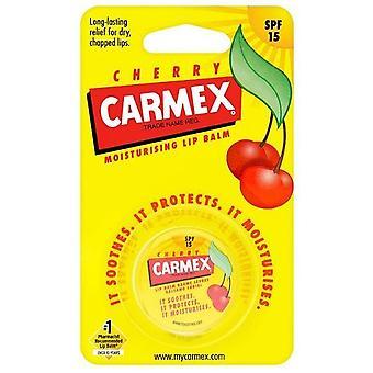 Pot de baume à lèvres Carmex - Cerise 7.5g
