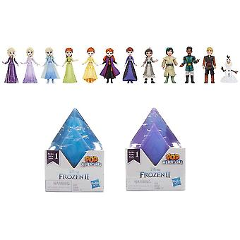 Disney Frozen 2 Pop Adventures Series 1 Surprise Blind Box (jeden dodává se)