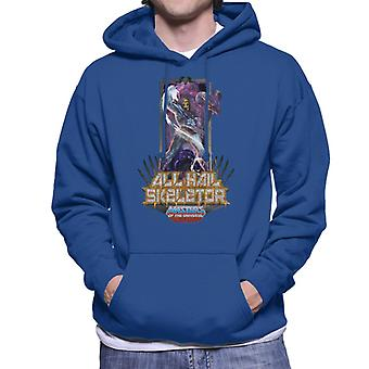 Masters Of The Universe All Hail Skeletor Men's Hooded Sweatshirt