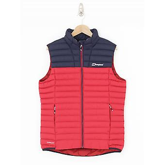 Berghaus Vaskye Insulated Gilet - Navy/Red