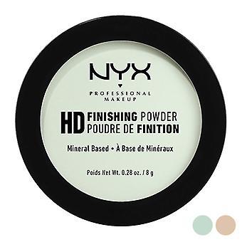 Kompaktit jauheet Hd Viimeistelyjauhe NYX (8 g)/läpikuultava 8 gr