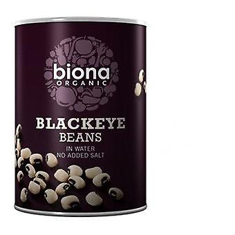Biona Organicanic Blackeye Beans 400g x6 Biona Organicanic Blackeye Beans 400g x6 Biona Organicanic Blackeye Beans 400g x6 Biona