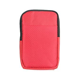 Portable External Hard Drive Carrying Travel Case Hdd Ssd Storage Bag