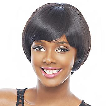 Brand Mall Wigs, Lace Wigs, Realistic Short Hair Straight Hair
