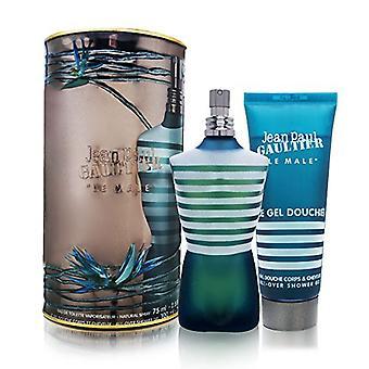 Jean Paul Gaultier Le Male Gift Set 75ml EDT + 75ml Shower Gel