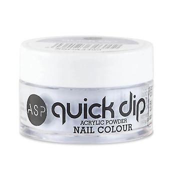 ASP Quick Dip Acrilico Immersione Polvere Nail Colour - Moonstone Mood