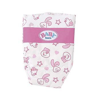 Baby born 815816 pieluchy opakowanie, wielobarwny