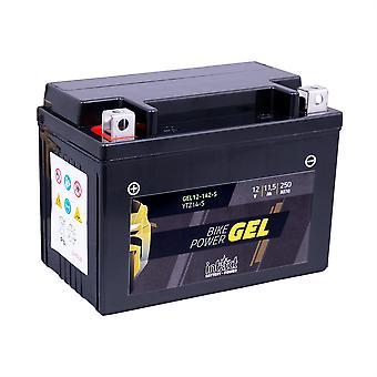 intAct YTZ14-S Gel Bike-Power Battery