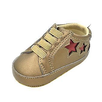 Infant Unisex Star Zapatos antideslizantes suaves