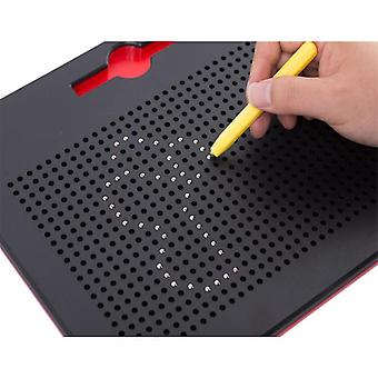 Magnetic Tablet Drawing Board Pad, Alphabet Numbers Writing Memo Board