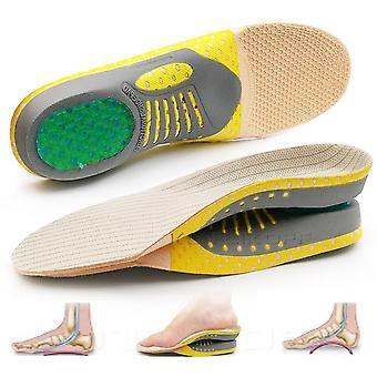 Ortopedinen pohjalliset Orthotics Flat Foot Health Sole Pad