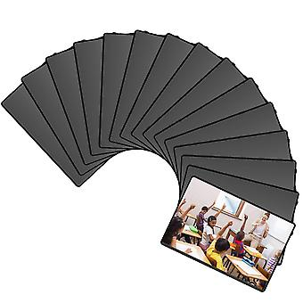 Magnetic Picture Frames Photo Magnets With Pvc Pocket & Frames 100x150mm