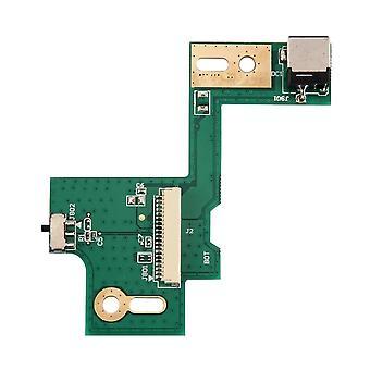 Dc In Jack Board For Asus Laptop N53  N53sn  N53j  N53s  N53sv  N53t  N53d