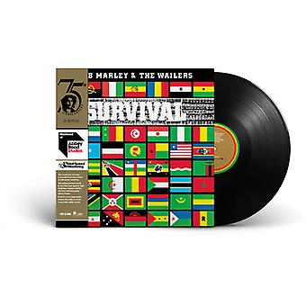 Marley,Bob & The Wailers - Survival [Vinyl] USA import