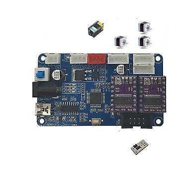 2 eksenli Cnc Lazer, Kontrol Sistemi, Yönlendirici/lazer Kontrol Kartı, Çevrimdışı Usb Portu,
