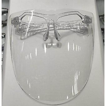 Transparent Anti-oil Onion Goggles Dust-proof Face Protective Mask