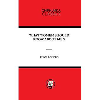 What Women Should Know about Men by Erica Mary Loberg - 9781783823420