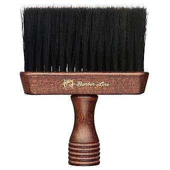 Eurostil Barber Brush Wood Barber Line