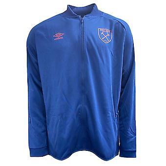 2020-2021 West Ham Presentation Jacket (Navy)