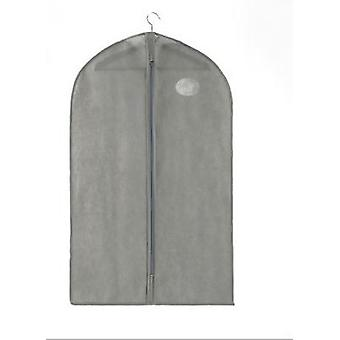 2pcs Household Thickened Non-woven Coat Storage And Sorting Dust Bag