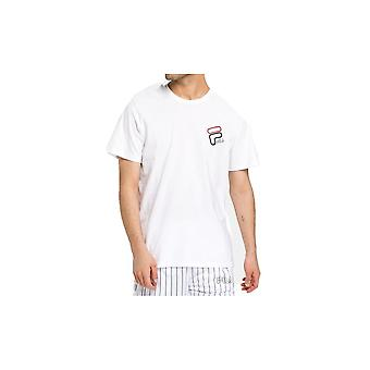 Fila Janto Grafik T-Shirt M 683277M67 Universal Herren T-shirt