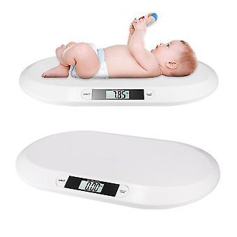 Vauvan painoasteikko taapero kasvaa elektronisia lemmikkejä mittari, digitaalinen kehon asteikko kanssa