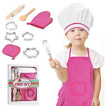 HanFei Koch- und Backset Kochset fr Kinder