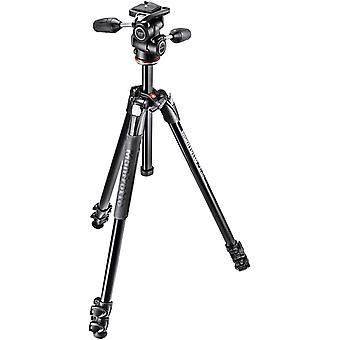HanFei MK290XTA3-3W Digitale Folie/Kameras 3Bein(e) Schwarz Stativ - Stativ (70,7 cm, 2,52 kg, 147,5