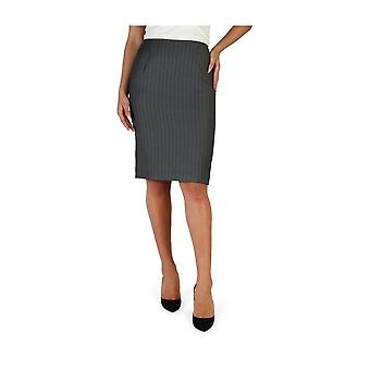 Fontana 2.0 - Clothing - Skirts - NELLY-MP1907O-GRIGIO - Women - gray - 44