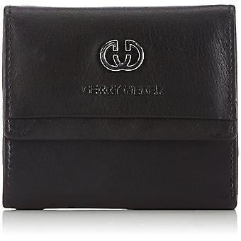 GERRY WEBER Piacenza S 4080002883 - Women's wallet, 9 x 11 x 1 cm (L x A x P), Black,, 9X10.2