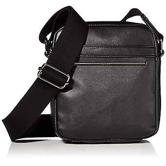 Ted Baker London Grams, Mini Flight Bag Men,Black, One Size