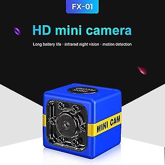 Для Bakeey FX01 1080P HD камера авто ИК ночного видения Малая камера Действие Корпус Микрокамера Цифровой DV WS41011