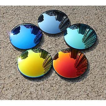 Polarized Uv400 Mirror Reflective Sunglasses Prescription Lenses Driving