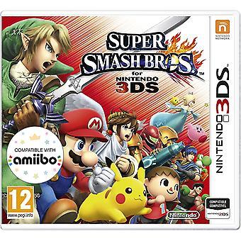 Super Smash Bros Peli 3DS