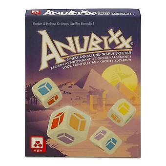 Noppapeli Anubixx Mercurio (ES)