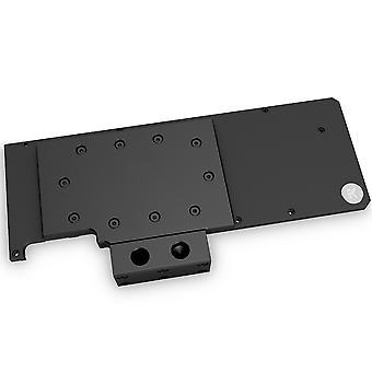 EK Vattenblock EK-Quantum Vector EVGA XC3 RTX 3080/3090 Aktiv Backplate - Acetal