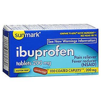 Sunmark Sunmark Ibuprofen, 200 mg, 100 tabs