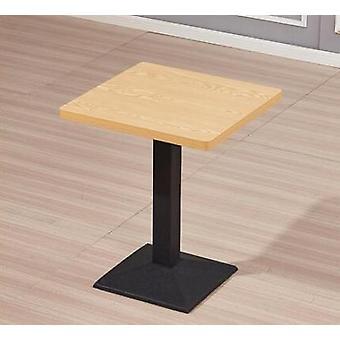 מסעדה חטיפים קייטרינג עסקים שרפרף בית קפה קטן עגול שולחן מרובע