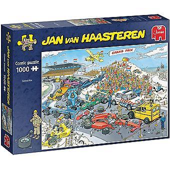 Jumbo Jan Van Haasteren Grand Prix Jigsaw - 1000 Piece